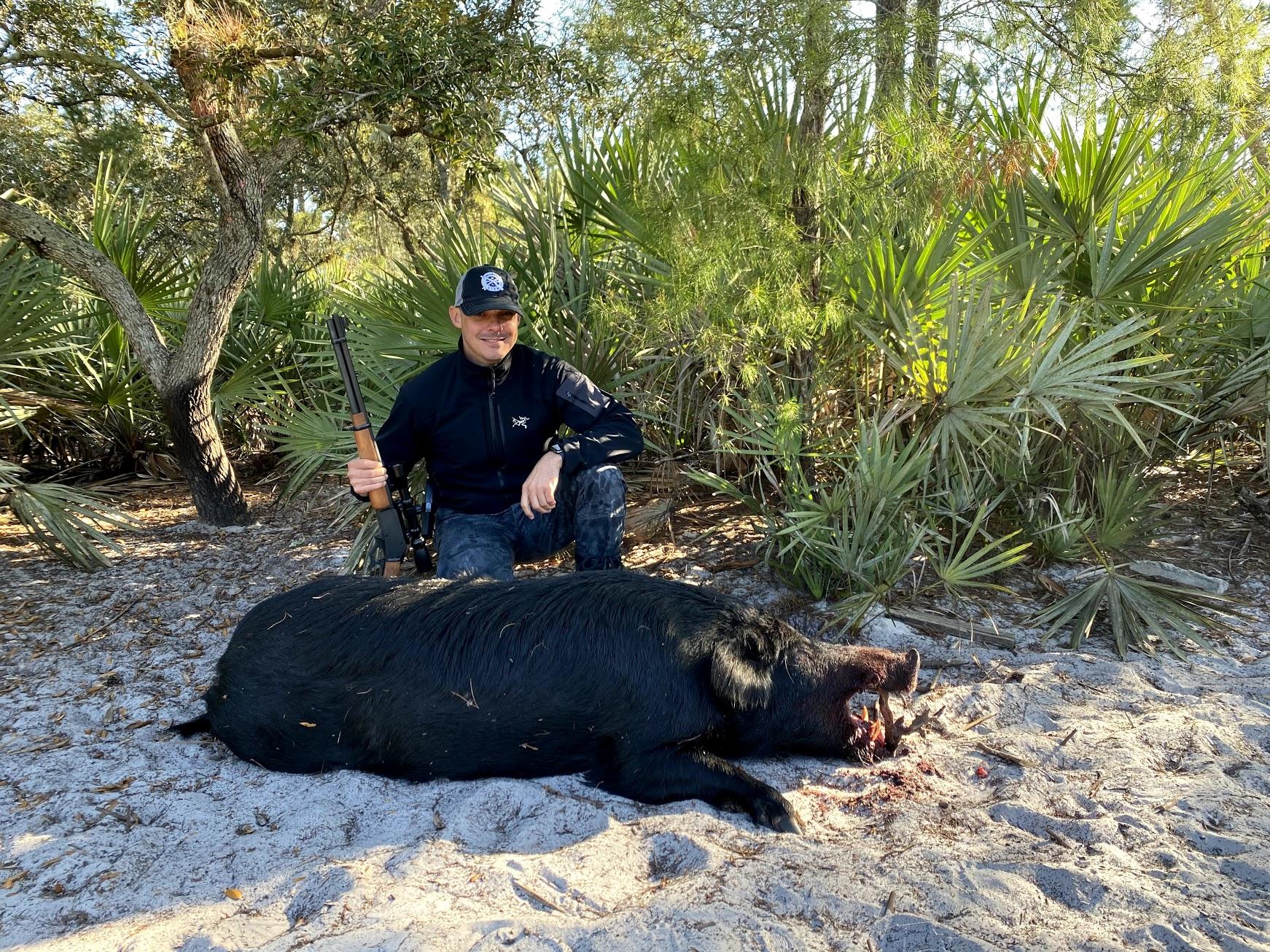 wild Boar Killshot Life Antlered Acres